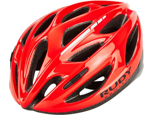 Rudy Project Zumy Cykelhjelm, red shiny